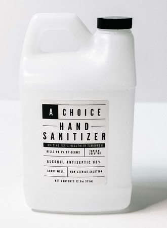 A Choice Hand Sanitizer (64 oz)