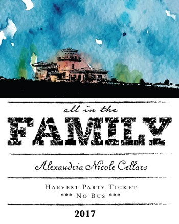 Harvest Party Ticket - Crow Butte