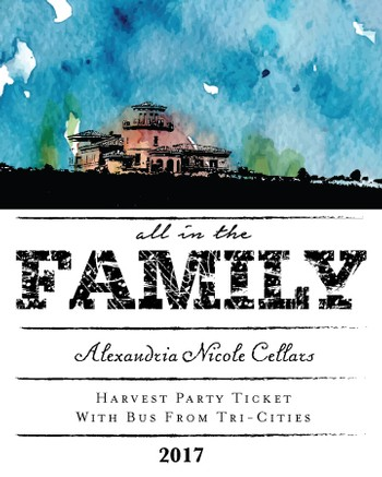 Harvest Party Ticket - Tri-Cities