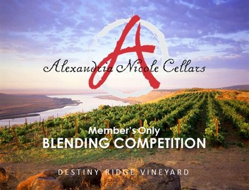 2018 Blending Competition and Winemaker Dinner