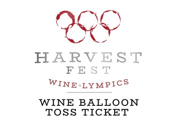 2019 Wine Balloon Toss Ticket