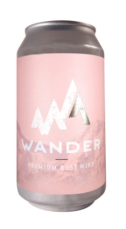Wander Rose Wine 375ml