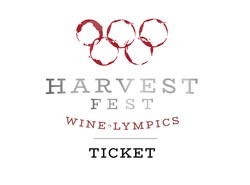 2019 Harvest Fest Ticket