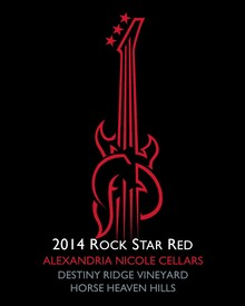 2014 Rock Star Red