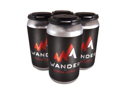 4-Pack Wander Canned Red Wine